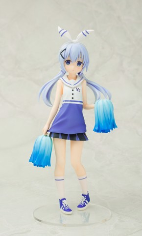 Is the order a rabbit?? - Chino Cheerleader Ver. 1/7