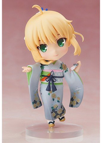 Chara Form Saber - Fate/Stay Night Unlimited Blade Works