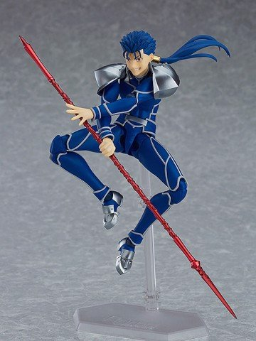 figma - Fate/Grand Order: Lancer/Cu Chulainn