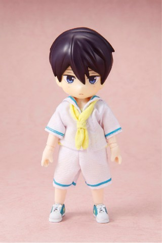 Free! Eternal Summer - Kisekae Action! Niitengo: Haruka Nanase Posable Figure