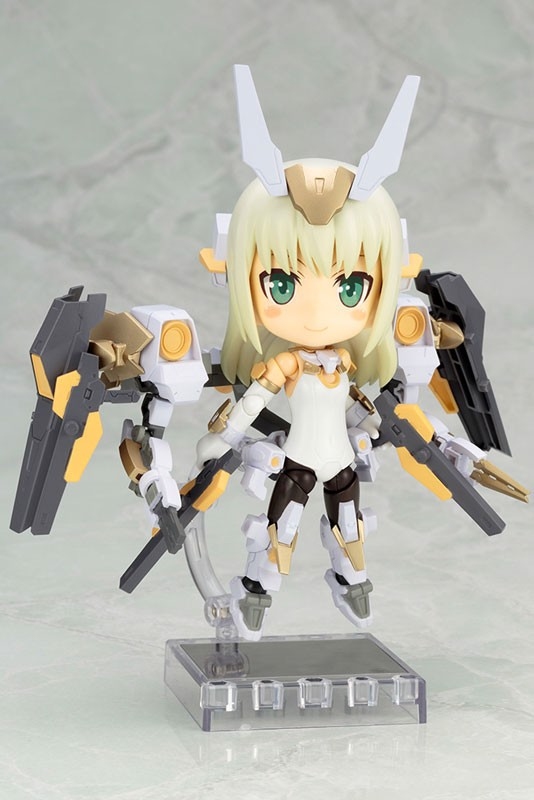 Cu-poche - Frame Arms Girl: FA Girl Baselard Posable Figure