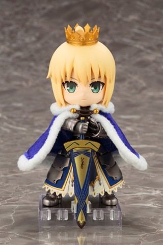 Cu-poche - Fate/Grand Order: Saber/Altria Pendragon Posable Figure