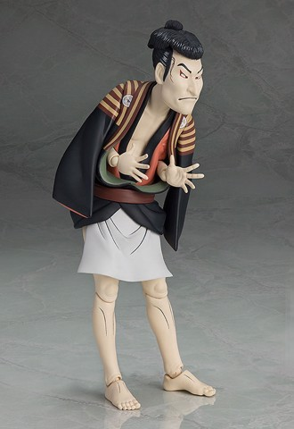 figma - The Table Museum: Otani Oniji III as Yakko Edobei