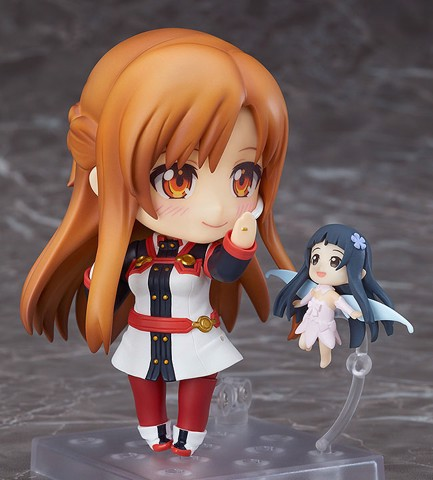 Nendoroid Sword Art Online the Movie: Ordinal Scale - Asuna Ordinal Scale Ver. & Yui