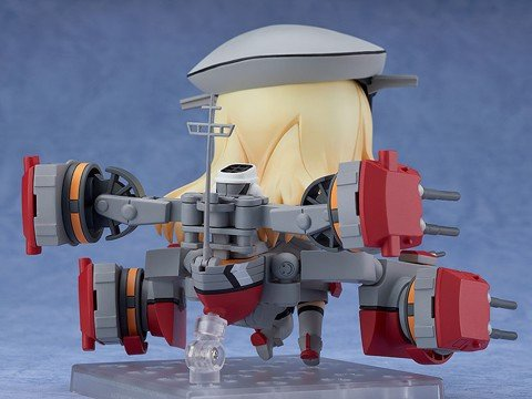 Nendoroid - Kantai Collection -Kan Colle-: Bismarck Kai