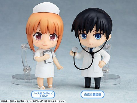 Nendoroid More - Dress Up Clinic 6Pack BOX