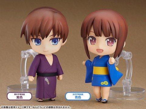 Nendoroid More - Dress Up Yukatas 6Pack BOX