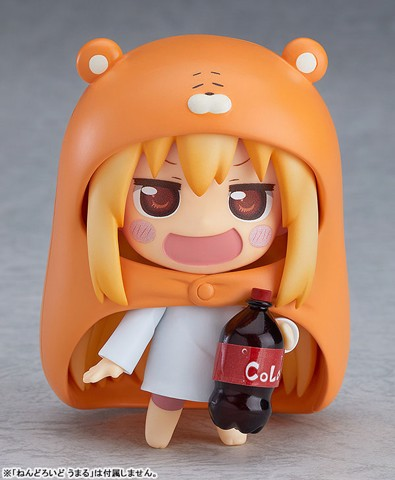 Nendoroid More - Face Swap: Himouto! Umaru-chan R 6Pack BOX
