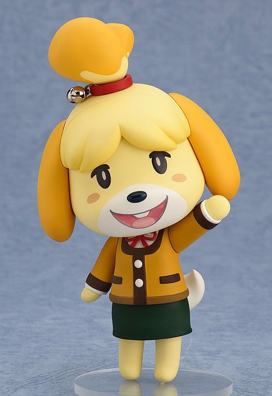 Nendoroid - Animal Crossing: New Leaf: Isabelle Winter Ver.