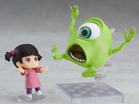 Nendoroid - Monsters, Inc.: Mike & Boo Set DX Ver.