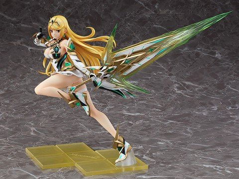 Xenoblade Chronicles 2 - Mythra 1/7