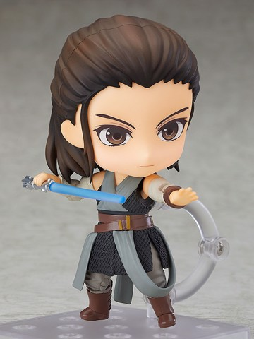 Nendoroid - Star Wars: The Last Jedi: Rey
