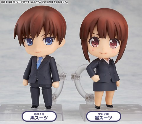 Nendoroid More - Dress Up Suits 6Pack BOX
