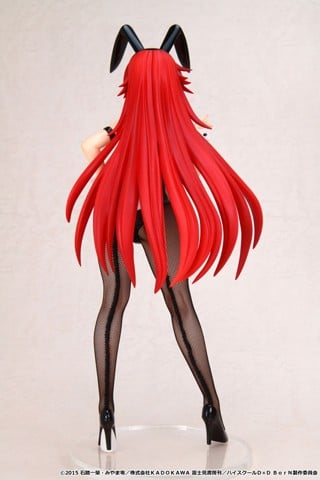 Rias Gremory Bunny ver. 1/6 - High School D x D BorN