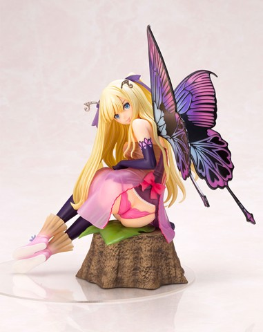 4-Leaves Tony's Heroine Collection Hydrangea Macrophylla no Yousei Anabelle 1/6