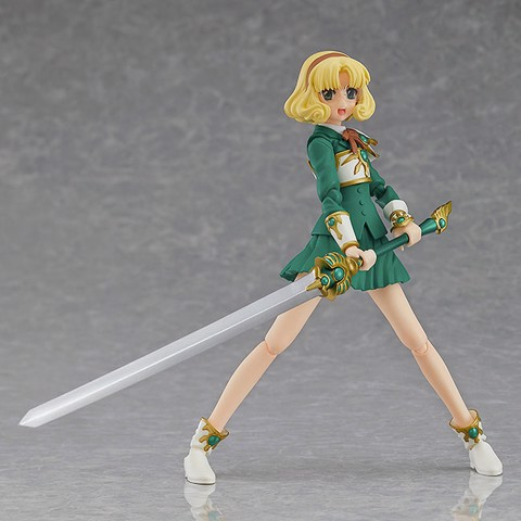 figma - Magic Knight Rayearth: Fuu Hououji