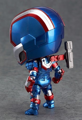 Nendoroid Iron Patriot - Hero's Edition