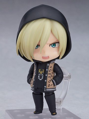 Nendoroid - Yuri on Ice: Yuri Plisetsky Casual Ver.