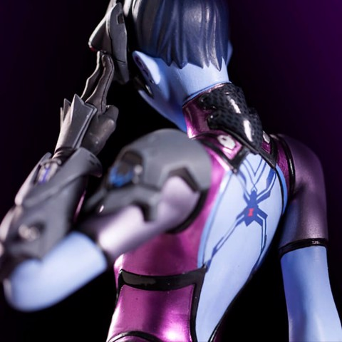 Figure Overwatch Widowmaker Statue