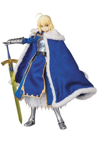 Real Action Heroes Saber Artoria Pendragon