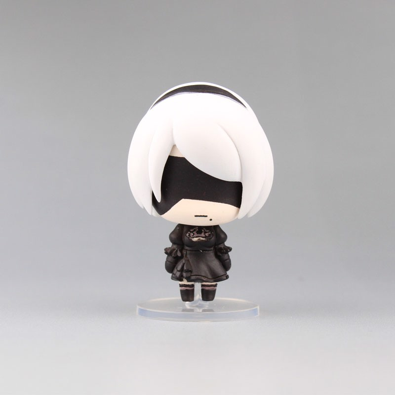 NieR:Automata - Trading Arts Mini 10Pack BOX