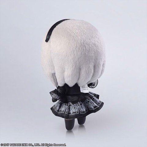 NieR:Automata - Mini Plush: 2B (YoRHa No.2 Type B)