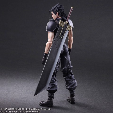 Play Arts Kai - Crisis Core: Final Fantasy VII: Zack