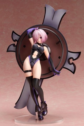 Fate/Grand Order- Shielder/Mash Kyrielight Limited ver. 1/7