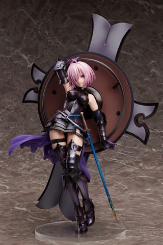 Fate/Grand Order - Shielder/Mash Kyrielight Regular Edition 1/7