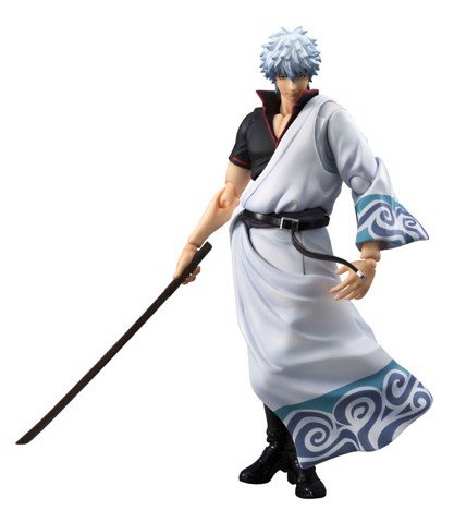 Variable Action Heroes - Gintoki Sakata Action Figure