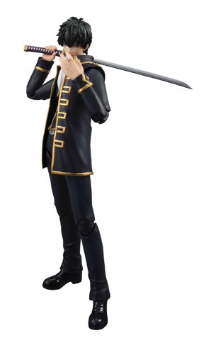 Variable Action Heroes - Toshiro Hijikata Action Figure