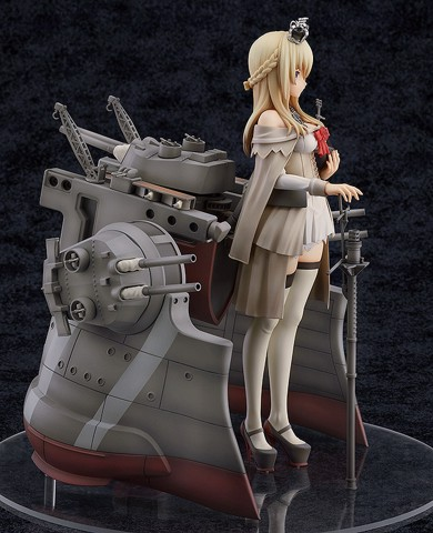 Warspite - Kantai Colletion - Good Smile Company Wonderful Hobby Selection