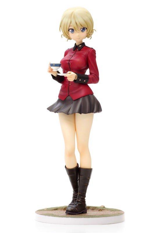 DreamTech - Girls und Panzer the Movie: Darjeeling Panzer Jacket Ver. 1/8