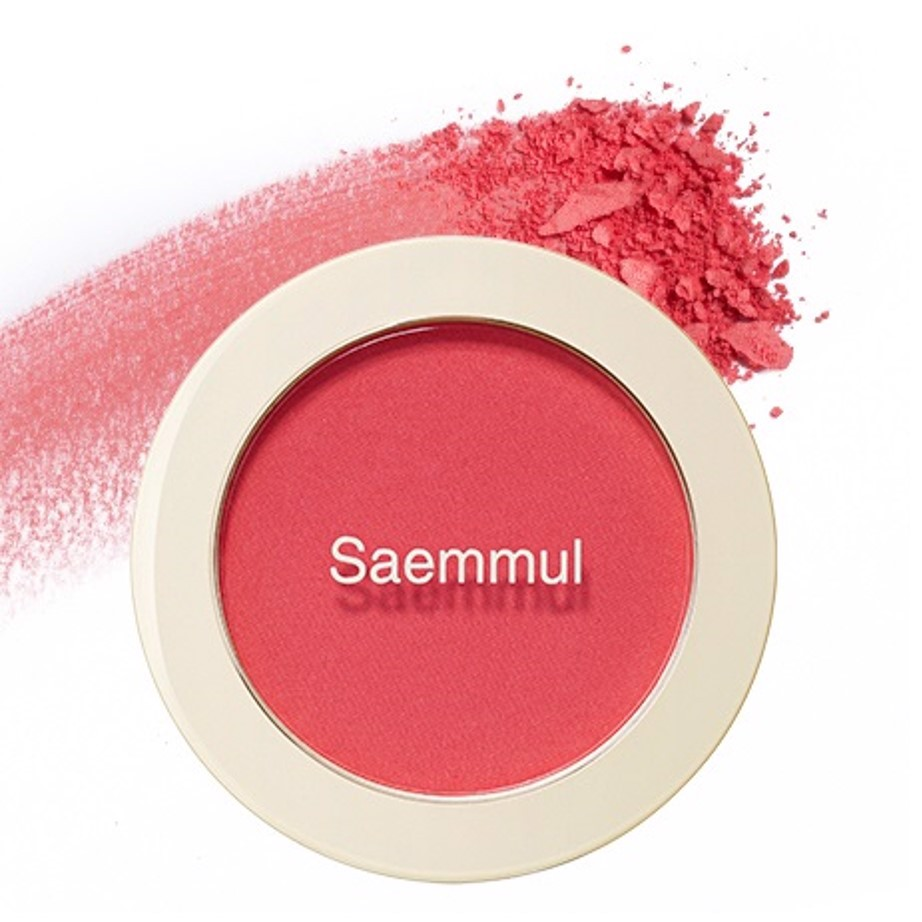 SAEMMUL SINGLE BLUSHER - Phấn Má Hồng