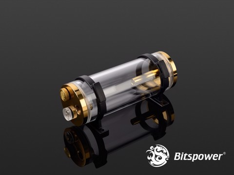 Bitspower Z-Multi 150 (Limited Golden POM Edition) - Reservoir