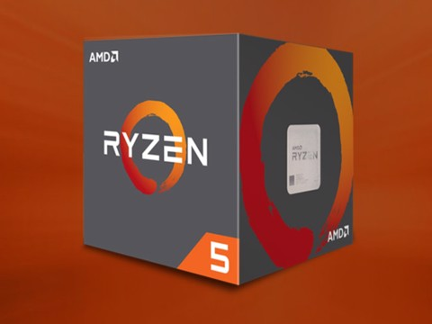 AMD Ryzen 5 1400 3.2GHz (3.45 GHz Turbo) Socket AM4