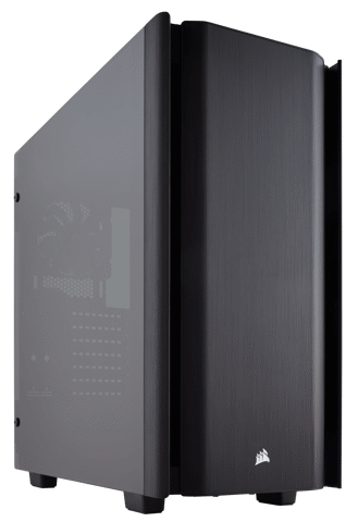 Corsair Obsidian Series 500D Premium Tempered Glass And Aluminum Case