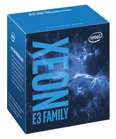 INTEL XEON 1230V6 3.5GHZ/ 8MB CACHE