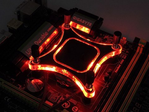 XSPC RayStorm Custom Led -Cpu WaterBlock
