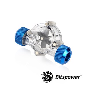 Bitspower Flow Indicator Royal Blue