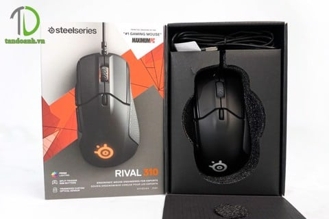 SteelSeires Rival 310 Ergonomic - Gaming Mouse