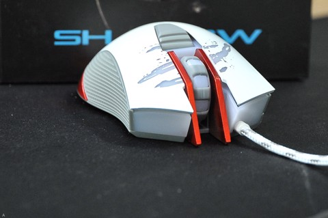 Infinity Shadow White - Gaming Mouse
