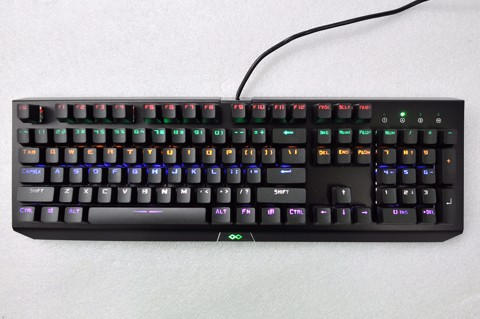INFINITY ATHENA MECHANICAL GAMING KEYBOARD