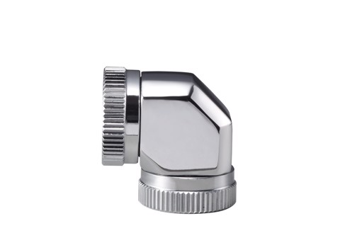 Phanteks Glacier 12mm Hard Tube Adapter 90 White