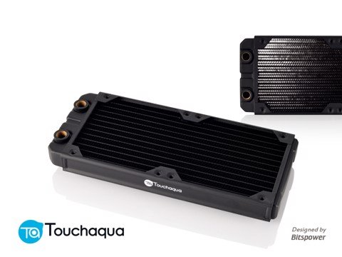 Touchaqua Slim 240 Radiator