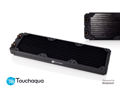 Touchaqua Slim 360 Radiator