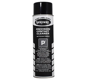 Sprayway Precision Contact Cleaner