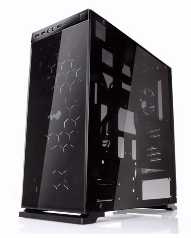 In-Win 805 -  Aluminium Tempered Glass Gaming Case