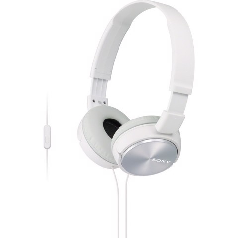 Sony MDR-ZX310AP White - Headphones