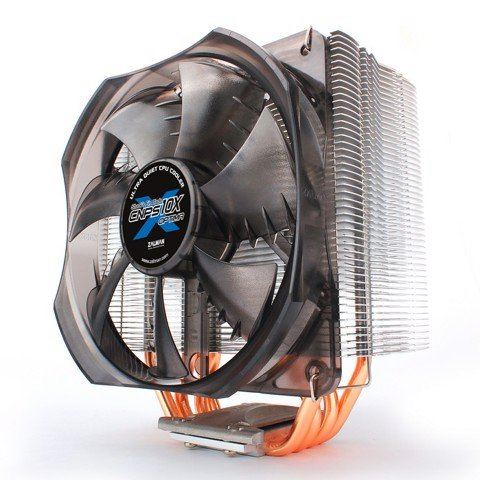 Zalman CNPS 10X Optima 2011- Powerful Cooling Performance
